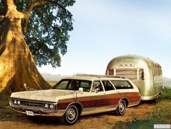 Dodge Monaco Station Wagon '1970,
