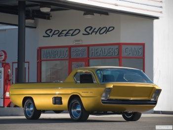 Dodge Pickup Deora '1965,