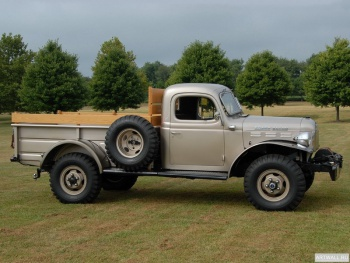 Dodge Power Wagon '1946-69,