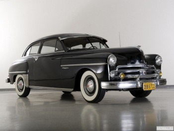 Dodge Wayfarer Two-Door Sedan '1950,
