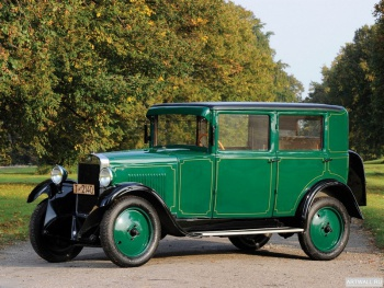 Donnet Type G Saloon '1925,