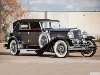 Duesenberg J 103 2127 Convertible Berline LWB by LeBaron '1929,