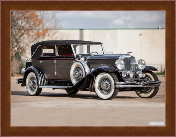 Магнитная картина Duesenberg J 103 2127 Convertible Berline LWB by LeBaron '1929,