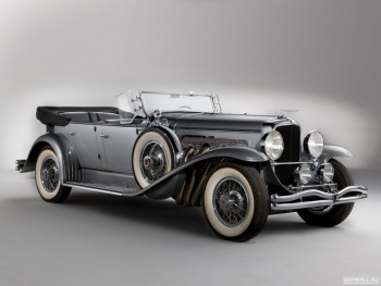 Duesenberg J 151 2132 Sport Sedan by Murphy '1929,