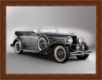 Магнитная картина Duesenberg J 151 2132 Sport Sedan by Murphy '1929,