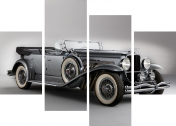 Модульное панно Duesenberg J 151 2132 Sport Sedan by Murphy '1929,