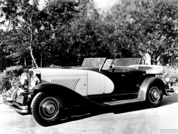 Duesenberg J 284 2310 Convertible Coupe by Murphy '1932,