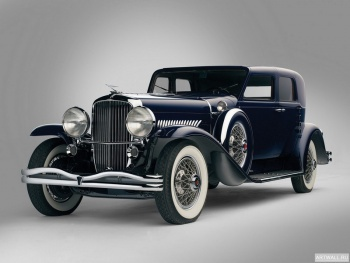 Duesenberg J 310 2144 Sedan by Derham '1935,
