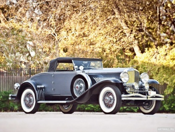 Duesenberg J 340 Convertible Coupe by Murphy '1932,