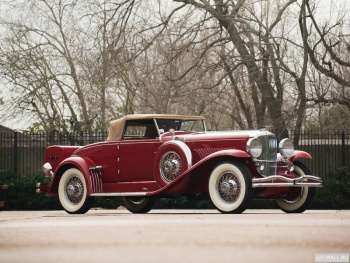 Duesenberg J 355 2225 Convertible Sedan SWB by Murphy '1929,
