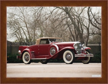 Магнитная картина Duesenberg J 355 2225 Convertible Sedan SWB by Murphy '1929,