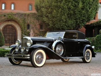Duesenberg J 395 Convertible Coupe by Murphy '1931,