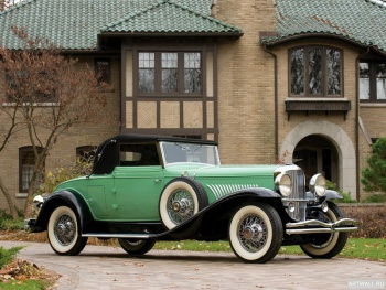 Duesenberg J 434 2449 Convertible Berline by Dietrich '1930,