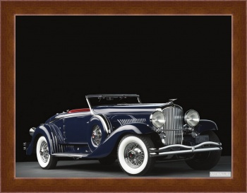 Магнитная картина Duesenberg J 538 2566 Convertible Coupe by Rollston '1936,