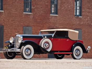 Duesenberg J 587 2613 Throne Car Limousine '1937,