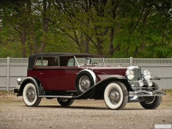Duesenberg J Convertible Coupe by Murphy '1935,