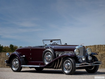 Duesenberg J Convertible Coupe SWB by Murphy '1929-32,