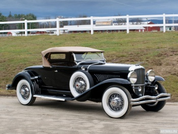 Duesenberg J Torpedo Berline by Rollston '1932,