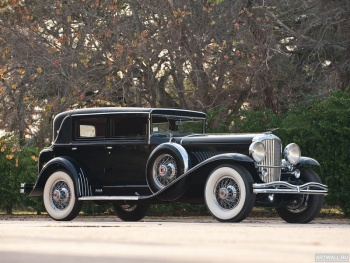 Duesenberg J Torpedo Phaeton by Roxas (body by Walker LaGrande) '1930,