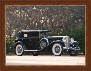 Магнитная картина Duesenberg J Torpedo Phaeton by Roxas (body by Walker LaGrande) '1930,
