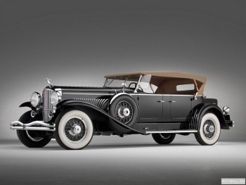 Duesenberg JN 570 Convertible Sedan by Rollston '1934,