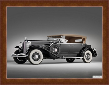 Магнитная картина Duesenberg JN 570 Convertible Sedan by Rollston '1934,