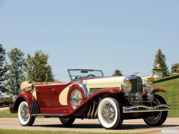 Duesenberg SJ Phaeton by LaGrande-Union City '1933,