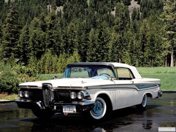 Edsel Corsair 2-door Convertible '1959,