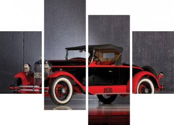 Модульное панно Essex Speedabout Boattail Roadster by Biddel & Smart '1929,