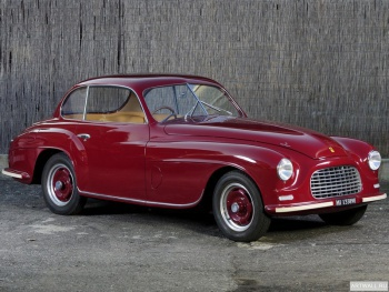 Ferrari 166 Inter Touring Coupe '1948-50 дизайн Touring,