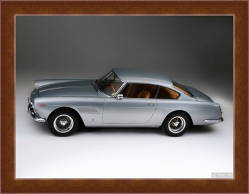 Магнитная картина Ferrari 250 GT Berlinetta Lusso UK-spec '1962-64,