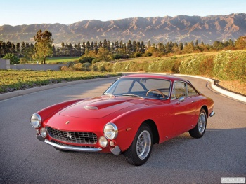 Ferrari 250 GT LWB California Spyder (covered headlights) '1957-60,