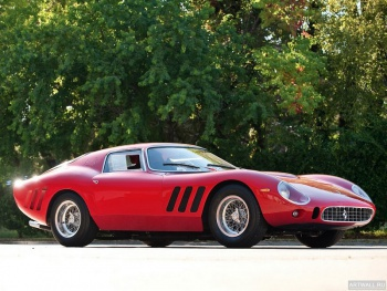 Ferrari 250 GT SWB California Spyder (open headlights) '1960-63,