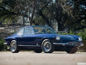 Ferrari 330 GT Coupe by Michelotti '1967,