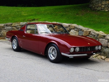 Ferrari 330 GT Shooting Brake by Vignale '1968,