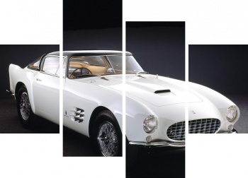 Модульное панно Ferrari 375 MM Berlinetta Speciale '1955 дизайн Pininfarina,