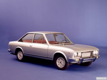 Fiat 124 Sport Coupe (СС) '1972-75,
