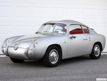 Fiat Abarth 750 Coupe by Viotti '1956,