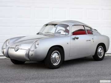 Fiat, Fiat Abarth 750 Coupe by Viotti '1956