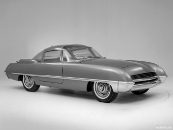 Ford Cougar Concept Car '1962,
