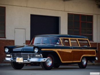 Ford Country Squire '1957,