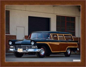 Магнитная картина Ford Country Squire '1957,