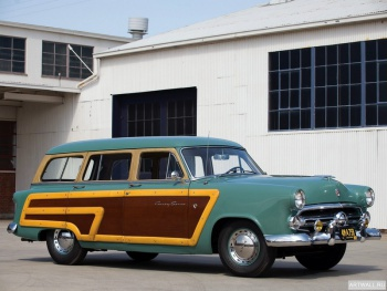 Ford Crestline Country Squire (79C) '1952,