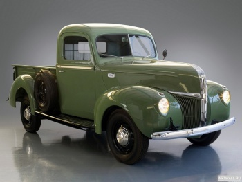 Ford Deluxe Pickup (11C) '1941,