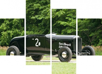 Модульное панно Ford Edelbrock Special Highboy Roadster '1932,