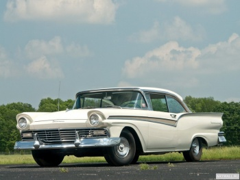 Ford Fairlane 500 Club Victoria '1957,