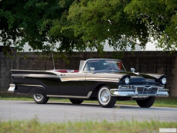 Ford Fairlane 500 Skyliner '1957,