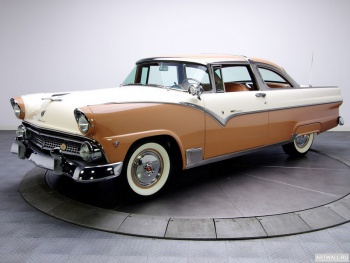 Ford Fairlane Crown Victoria Coupe '1955,