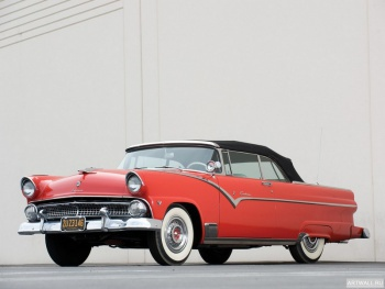 Ford Fairlane Sunliner Convertible '1955,