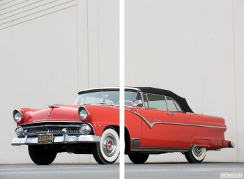 Модульное панно Ford Fairlane Sunliner Convertible '1955,